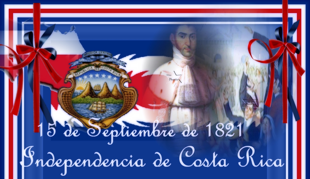 Independencia de Costa Rica in Google
