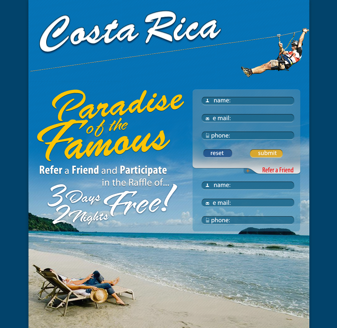 Paradise Of The Famous by Costa Developers vacations real estate properties Paradise Of The Famous fractional ownership costa rica costa developers